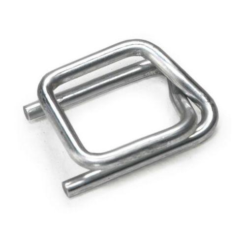 Aj produkty Klamra metalowa do taśmy o szerokości max 19mm