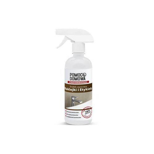 Pomoc domowa Środek czyszczący naklejki i etykiety 0.5 l (5903649020864)