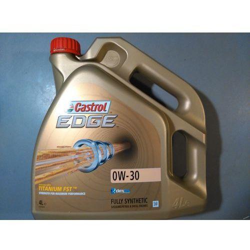Olej Castrol Edge 0W30 4 litry !ODBIÓR OSOBISTY KRAKÓW! lub wysyłka