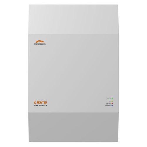 Jbwx2 centrala telefoniczna libra 2lm/4lw wersja naścienna platan marki Platan sp. z o.o. sp. k.