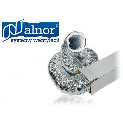 Alnor Przewód elastyczny wentylacyjny, izolowany, higieniczny (10mb) 102mm (alid-hy-l-100)