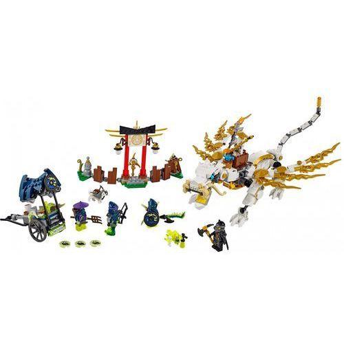 Lego Ninjago Smok Mistrza Wu 70734 z kategorii: klocki dla dzieci