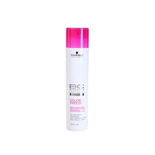 Schwarzkopf Professional BC Bonacure Color Freeze szampon bez sulfatów do włosów farbowanych (Sulfate-Free Shampoo for Coloured Hair) 250 ml