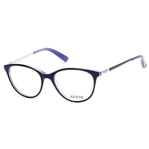 Okulary Korekcyjne Guess GU 2565 001