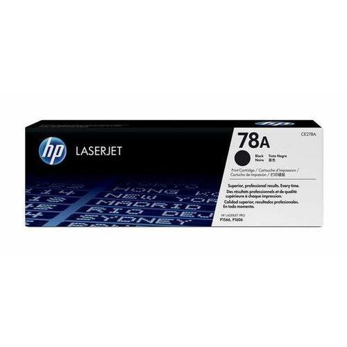 Toner oryginalny CE278A - 78A kompatybilny z HP LaserJet Pro M1536 P1566 P1606 / 2100 stron / Czarny