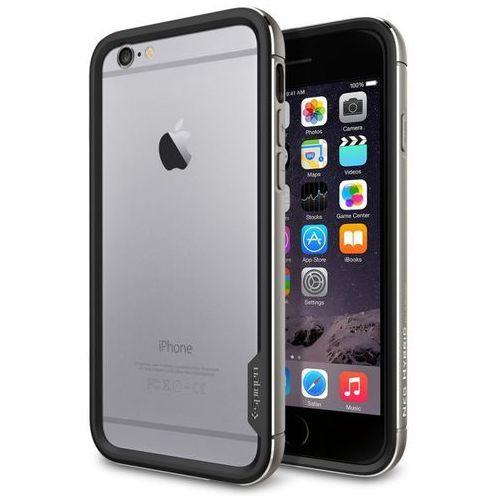 Etui SPIGEN SGP11190 do iPhone 6 (4.7) Ciemnoszary, kup u jednego z partnerów