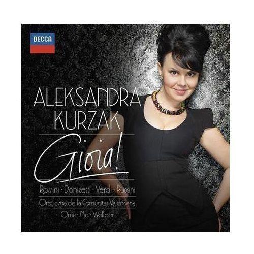 Gioia (CD Polska cena) - Dostawa zamówienia do jednej ze 170 księgarni Matras za DARMO (0602527792958)