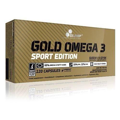 OLIMP Gold Omega 3 Sport Edition - 30caps