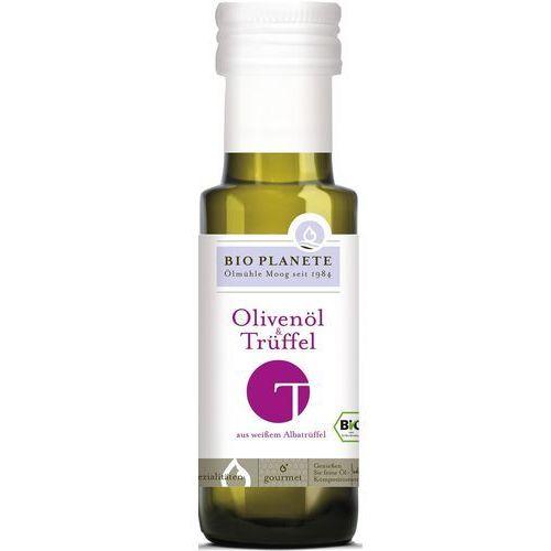Bio planete (oleje i oliwy) Oliwa z oliwek z ekstraktem z trufli bio 100 ml - bio planete