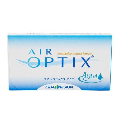 OKAZJA - Air Optix Aqua 6 szt