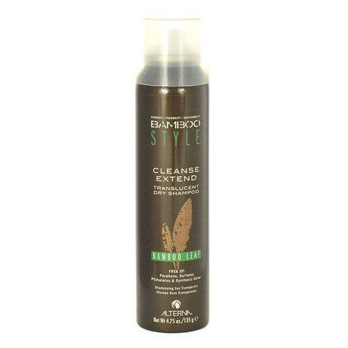 Alterna Bamboo Style Cleanse Extend Dry Shampoo 135g W Szampon do włosów Bamboo Leaf