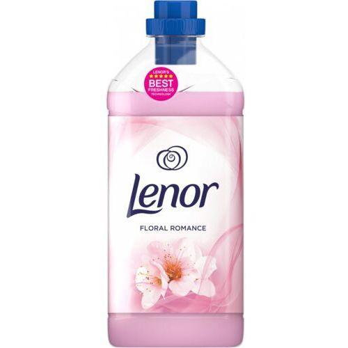 Lenor płyn do płukania Floral Romance 1,9 l (63 dawki), 8001841375366