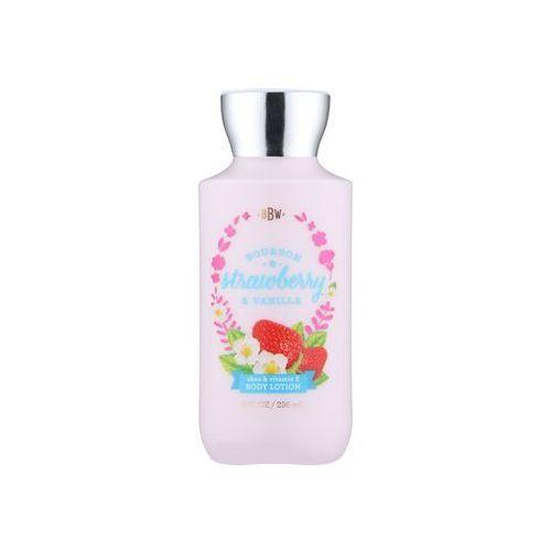 Bath & Body Works Bourbon Strawberry & Vanilla 236 ml mleczko do ciała