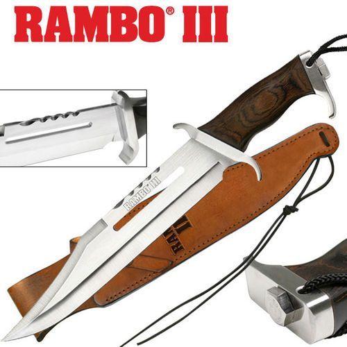 Usa Kultowy nóż z filmu rambo iii wersja standardowa