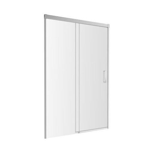 Drzwi prysznicowe, wnękowe 140 cm soho clp14x marki Omnires