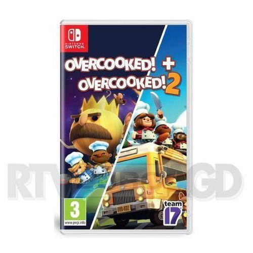 Overcooked! + Overcooked! 2: Rozgotowani! NSwitch (5056208806062)