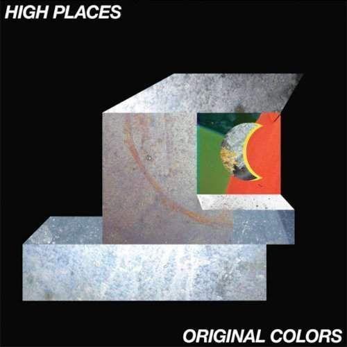 Thrill jockey - usa High places - original colors
