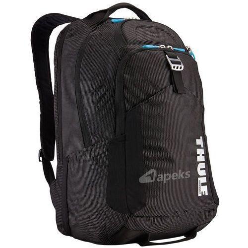 "Thule crossover 32l plecak na laptopa 15,6"" / black - black"