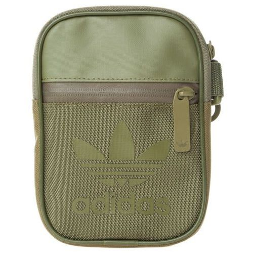 adidas Originals Festival Sport Crossbody bag Zielony UNI, kolor zielony