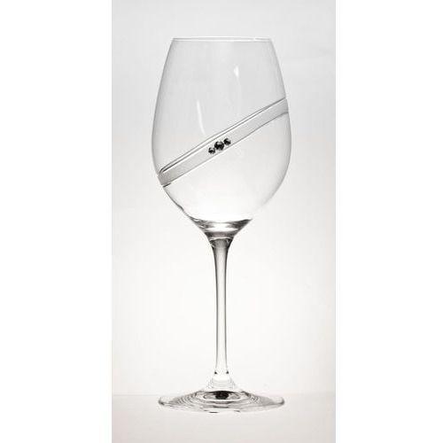 B. bohemian kieliszki na czerwone wino sparkling ring 2 sztuki 470 ml