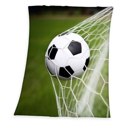 Koc dziecięcy Piłka nożna, 130 x 160 cm, 230067