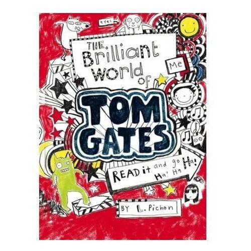 The Brilliant World of Tom Gates (9781407120690)
