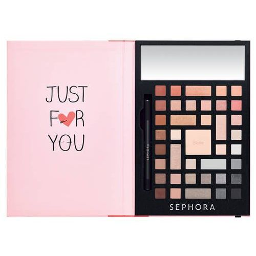 Fall in love with nude - paleta cieni do powiek marki Sephora collection