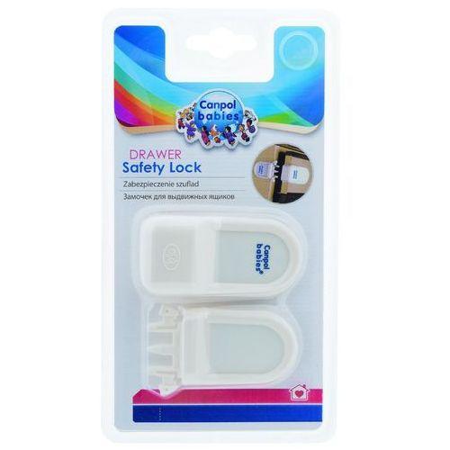 Zabezpieczenie szuflad CANPOL BABIES 10/821 + Zamów z DOSTAWĄ JUTRO! (5903407108216)