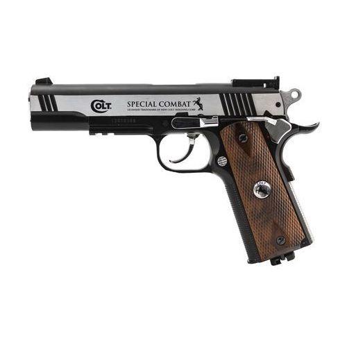 wiatrówka - pistolet COLT SPECIAL COMBAT CLASSIC + darmowy zwrot (5.8096)