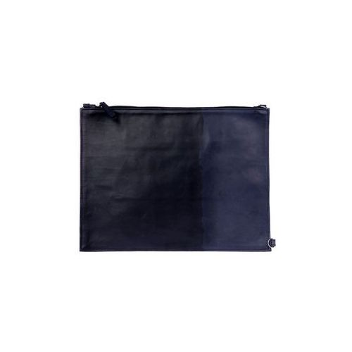 Ccora bags Kopertówka xxl niebiesko-granatowa