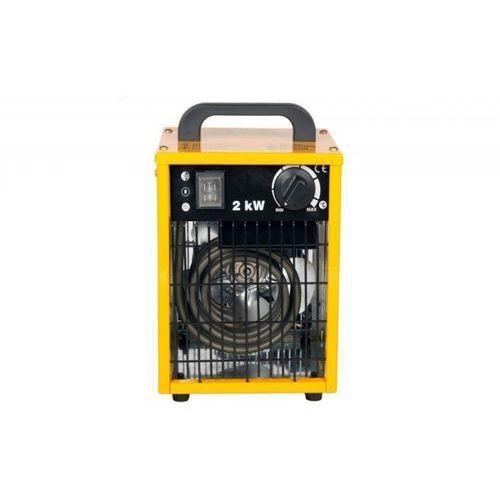 Inelco nowość 2019 Nagrzewnica elektryczna inelco neutral 2kw - produkt bez logo - wersja w żółtej obudowie