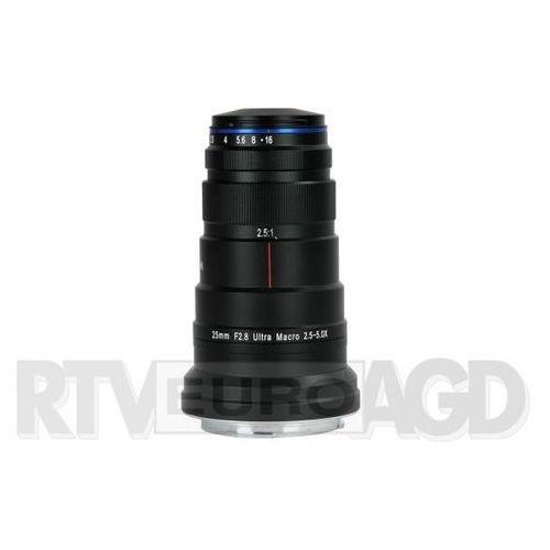 Laowa 25 mm f/2,8 Ultra Macro do Nikon Z, VO0954