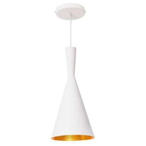 Light prestige Lampa wisząca garda lp-42001/1p biały + darmowy transport!