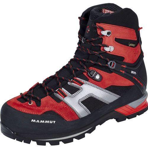 magic high gtx buty mężczyźni czerwony uk 10 / eu 44 2/3 2018 buty górskie, Mammut