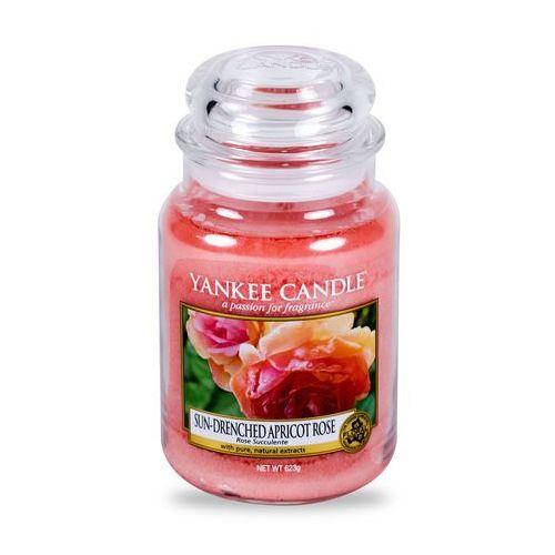Yankee Candle Sun-Drenched Apricot Rose 623 g Świeczka zapachowa