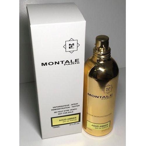 Montale Aoud Amber, Woda perfumowana - Tester, 100ml