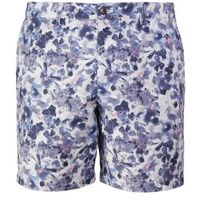 Club Monaco BAXTER SPRING Szorty blue mix (3615730294833)