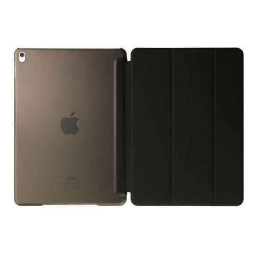 Etui Smart case crystal do iPad Pro 9.7 Czarne - Czarny