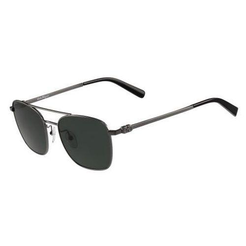 Okulary słoneczne sf 158s polarized 015 marki Salvatore ferragamo
