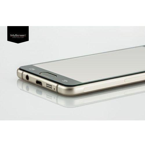 Myscreen Szkło hartowane lite edge do huawei p smart biały (5901924948902)