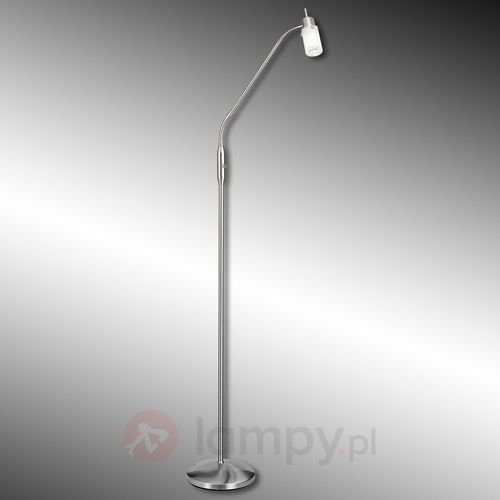 Leuchten direkt Leuchten-direkt max led lampa stojąca stal nierdzewna, 1-punktowy - klasyczny - obszar wewnętrzny - led - czas dostawy: od 4-8 dni roboczych