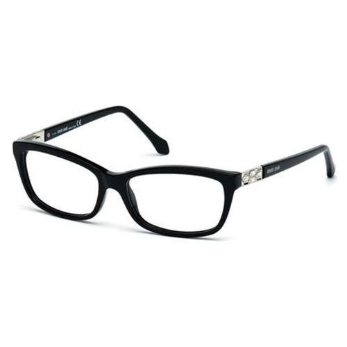 Okulary korekcyjne  rc 0868 garnet 001 marki Roberto cavalli