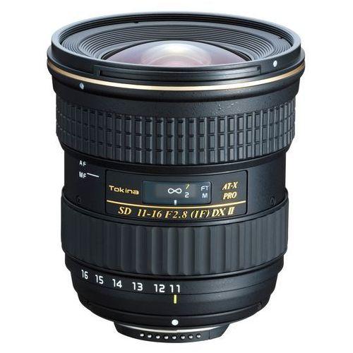 Tokina Obiektyw af11-16mm f2.8 at-x 116 pro dx ii (canon) darmowy odbiór w 21 miastach!