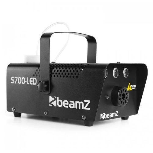Beamz S700-LED Wytwornica mgły 700W Efekt płomieni (8715693265675)