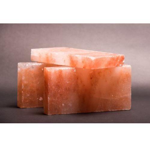 Zdrowie natury 10 cegieł solnych 20x10x2,5 cm obustronnie szlifowana