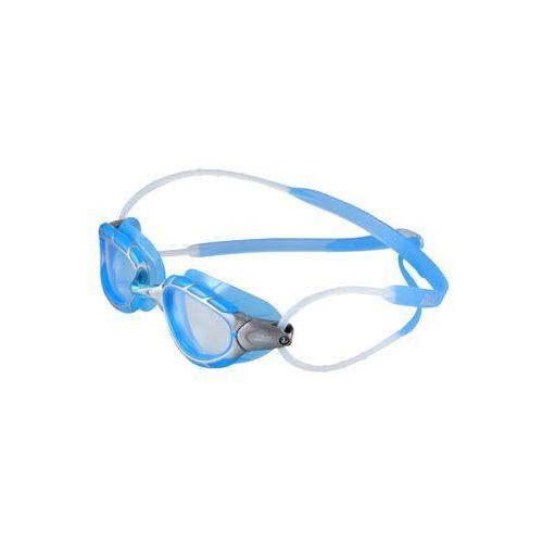 Zoggs PREDATOR Okulary pływackie grey/blue/clear z kategorii okularki pływackie
