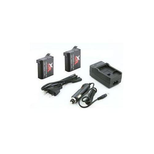 Battery Pack + Ładowarka do GoPro 4 - AHDBT-401 Darmowy odbiór w 21 miastach!