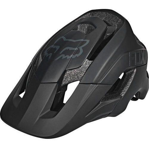 metah solids kask rowerowy czarny m/l|56-59cm 2018 kaski rowerowe marki Fox