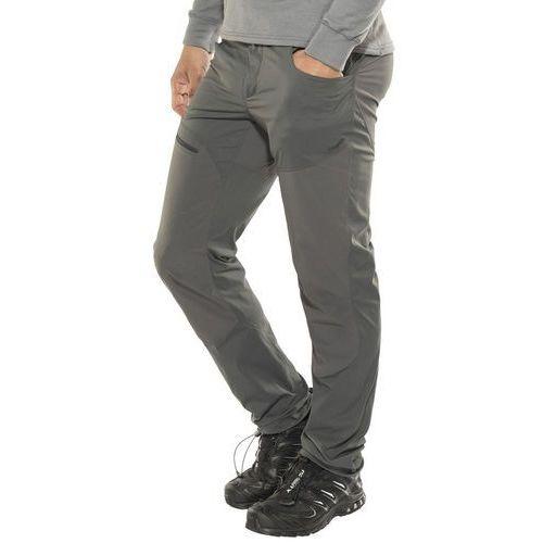 Haglöfs lite hybrid spodnie długie mężczyźni szary m 2019 spodnie turystyczne