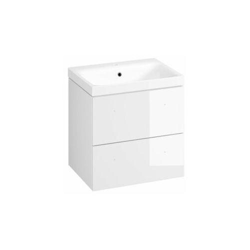 Cersanit Zestaw szafka z umywalką medley 60 (5901771027119)